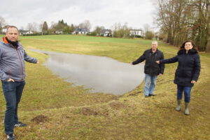 Bebauungsplanung Feldkamp Emmelndorf